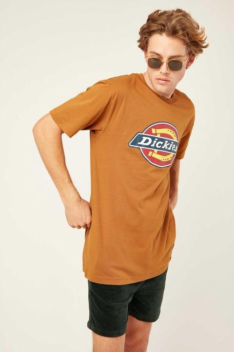Dickies H.S Classic Tee Brown Duck