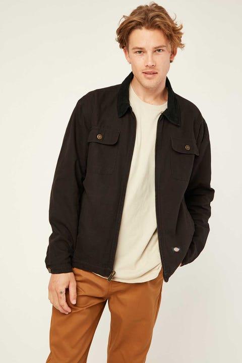 DICKIES Garage Jacket Black