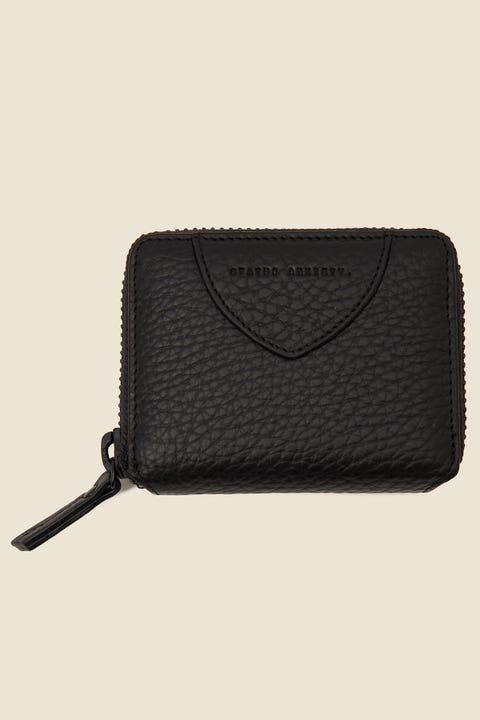 STATUS ANXIETY Wayward Wallet Black Black