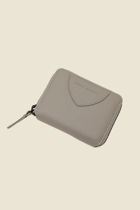 STATUS ANXIETY Wayward Wallet Light Grey Light Grey