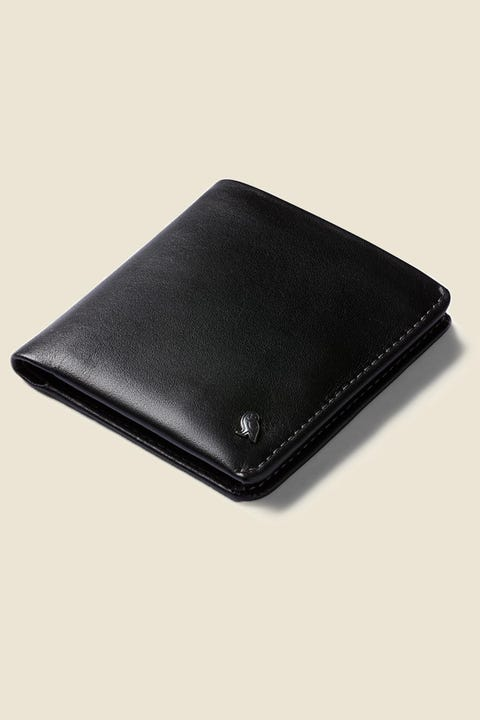 BELLROY Coin Wallet Black
