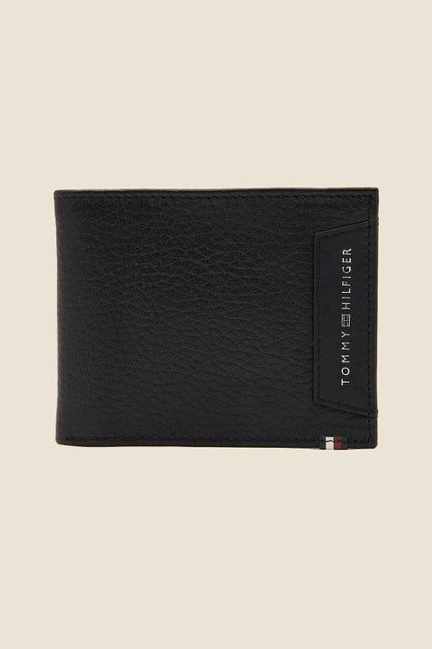 TOMMY JEANS Downtown Mini CC Wallet Black