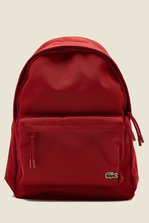 Lacoste Neocroc Backpack Red Dahlia