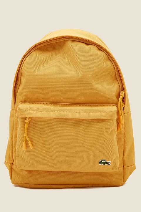 Lacoste Neocroc Backpack Mineral Yellow