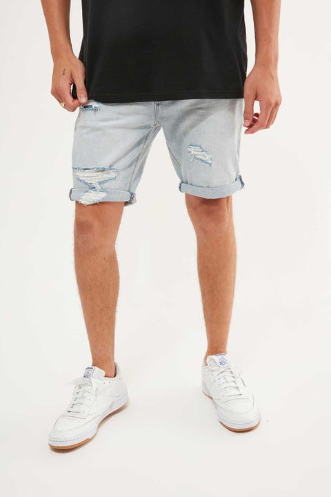 Abrand A Dropped Skinny Short Low Burn