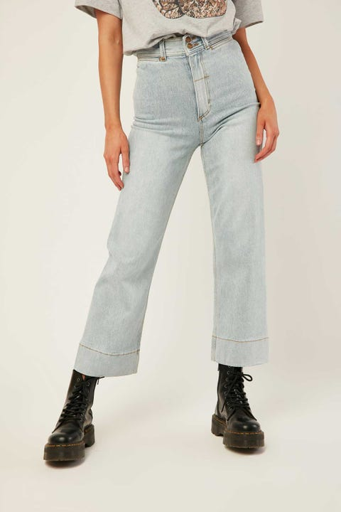 THRILLS Belle Stretch Jean Time Worn Blue Time Worn Blue
