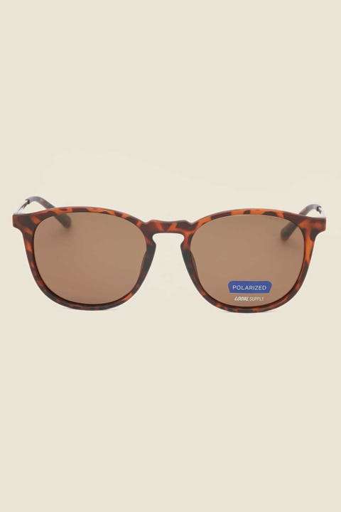 LOCAL SUPPLY Metro Matte Tort/Brown