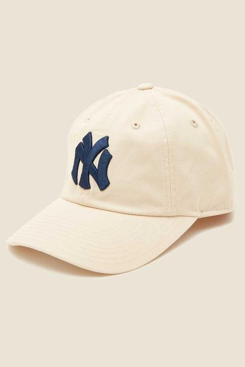 American Needle Brooklyn Eagles NY Slouch Ballpark Cap Ivory