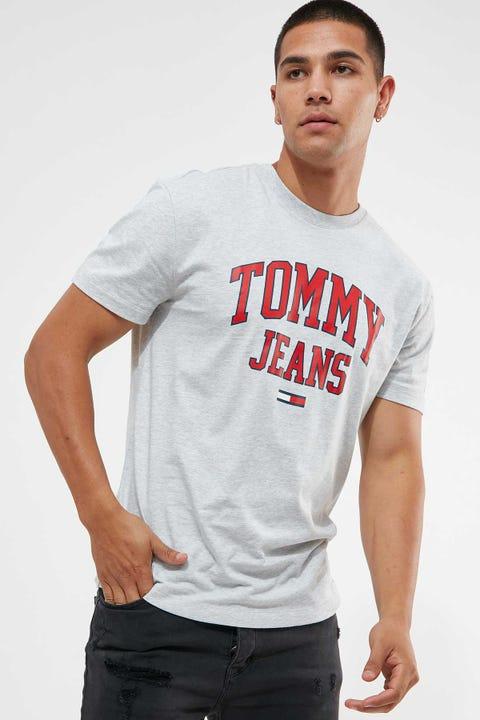 Tommy Jeans Collegiate Tee Grey