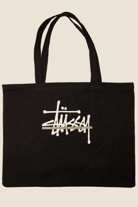 Stussy INT. Tote Bag Black