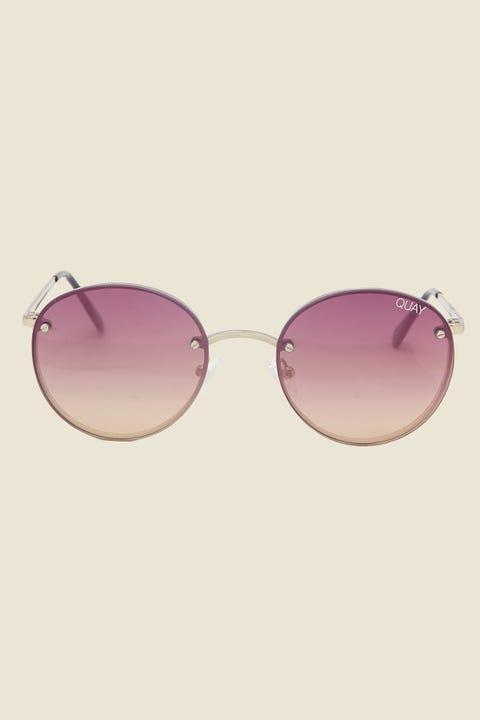 Quay Farrah Silver/Purple Pink Yellow Silver/Purple Pink Yellow