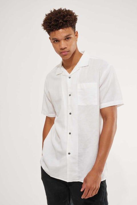 Academy Brand Marshal Shirt White