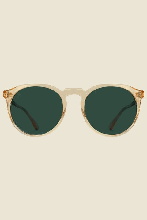 Raen Remmy 49 Polarized Champagne Cystal/Green