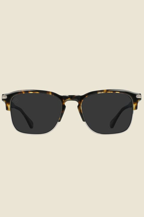 Raen Wiley Alchemy Polarized Brindle Tort/Smoke
