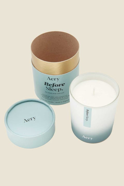 Aery Aromatherapy 200g Soy Candle Before Sleep