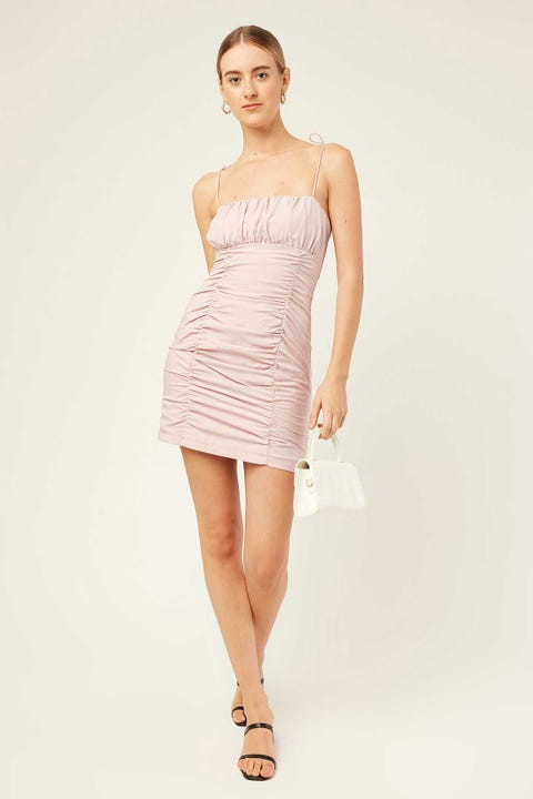 Luck & Trouble Miami Loving Dress Orchid