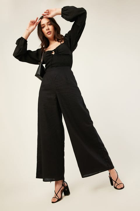 PERFECT STRANGER Dreamy Pant Black