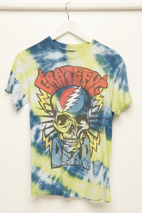 The People Vs Band Collector Tee Tie Dye