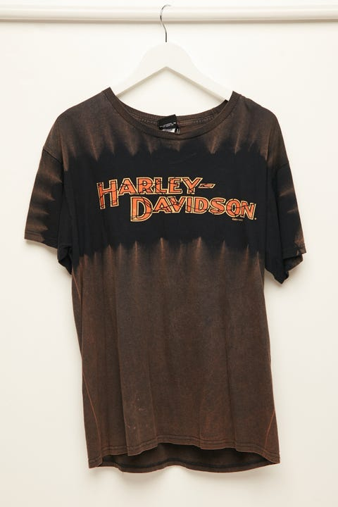 The People Vs Harley Collector Tee Black Acid
