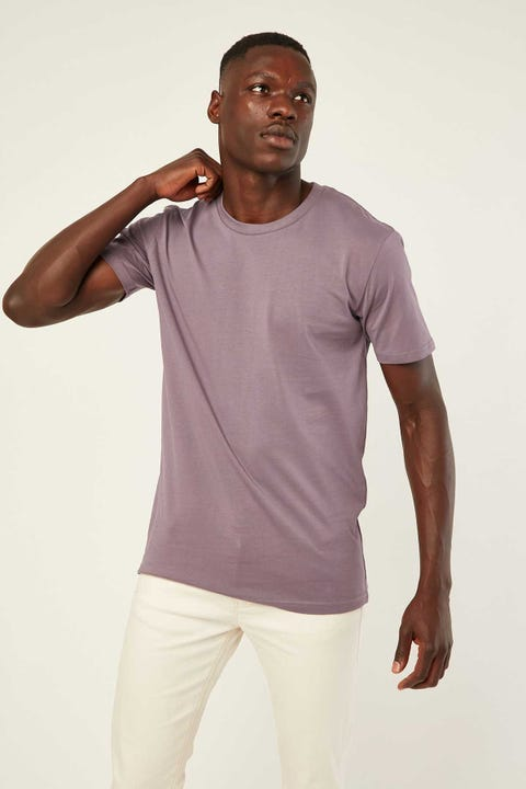 AS COLOUR Staple Tee Mauve