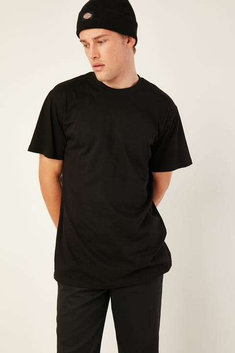 AS COLOUR Plus Tee Black