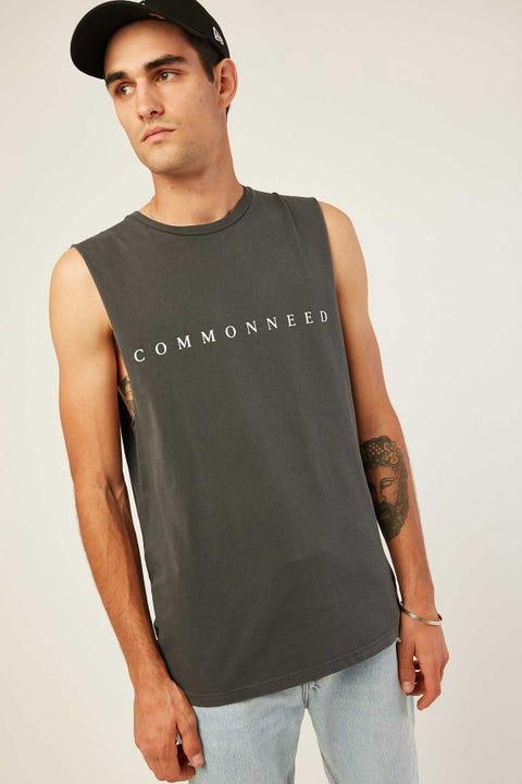 Common Need Twitch Tank Black
