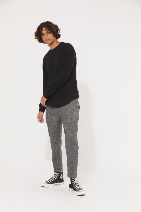 Common Need Richmond Pant Grey Check