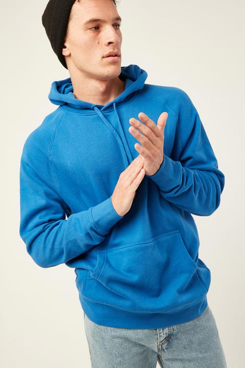 AS COLOUR Supply Hood Royal Blue