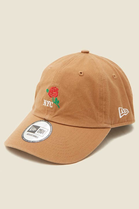 NEW ERA Casual Classic NYC Rose Wheat