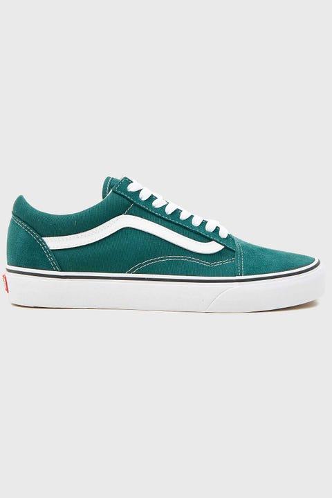 Vans Old Skool Bistro Green/True White