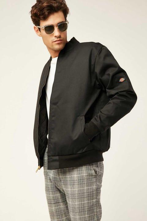 DICKIES Knox Bomber Jacket Black