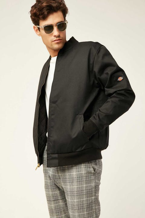 Dickies Knox Bomber Jacket Black