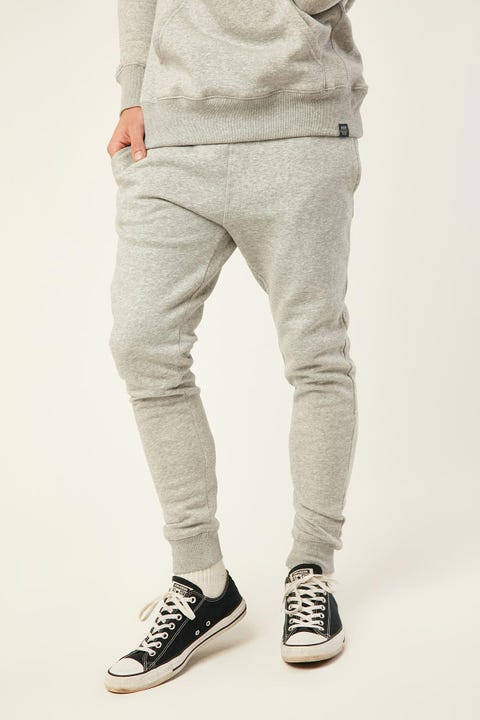 Academy Brand Academy Sweat Pant Grey Marle
