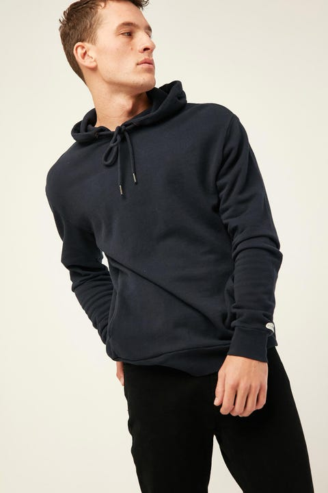 THE ACADEMY BRAND Boston Hoodie Navy