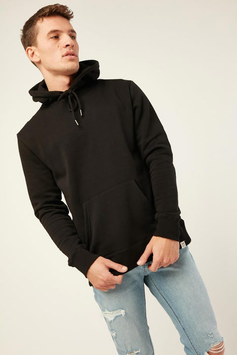 THE ACADEMY BRAND Academy Hoodie Black