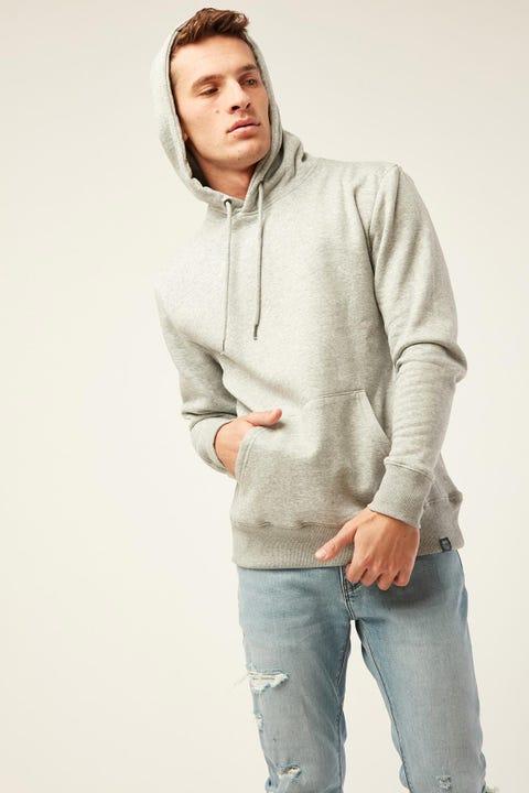 Academy Brand Academy Hoodie Oxford Grey