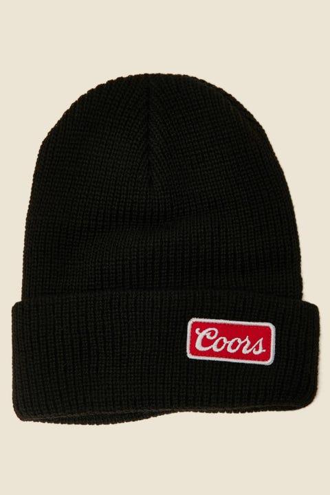 Brixton Coors II Beanie Black