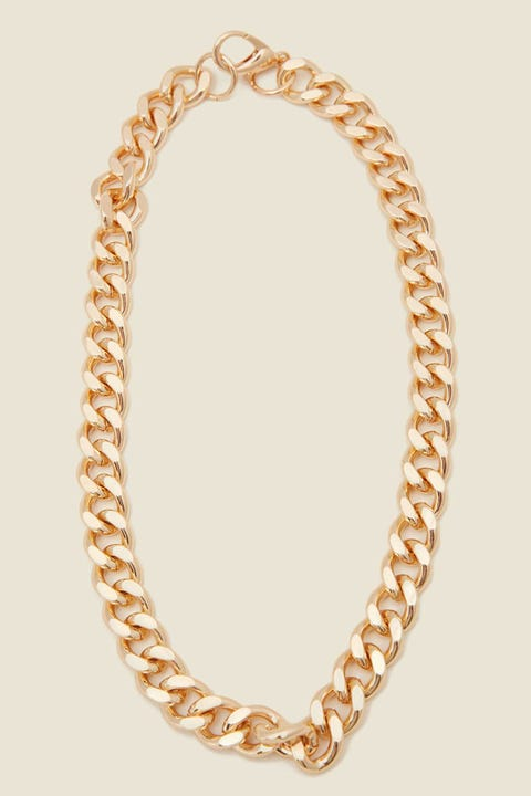 TOKEN Higher Chain Necklace Gold