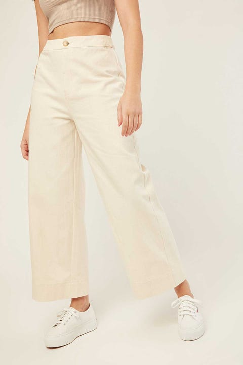 LUCK & TROUBLE Madrid Pant Natural