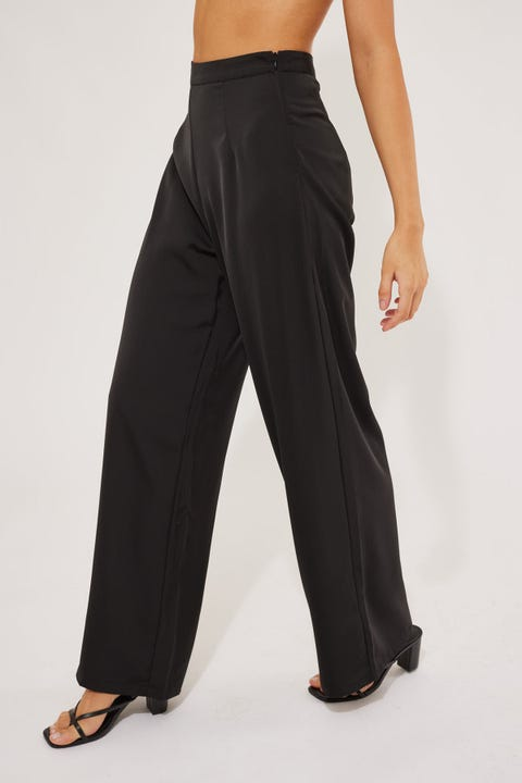 Luck & Trouble After Party Dressy Pant Black