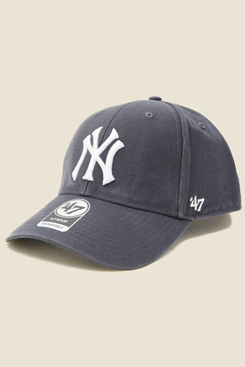 47 Brand Legend MVP NY Yankees Vintage Navy
