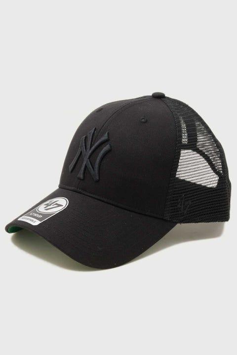 47 Brand Branson MVP Trucker NY Yankees Black/Black