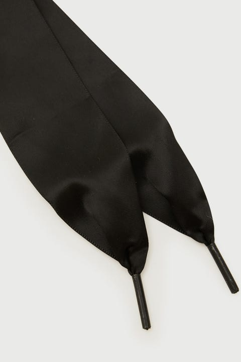 Dr Martens 8-10 Eye Ribbon Lace Black