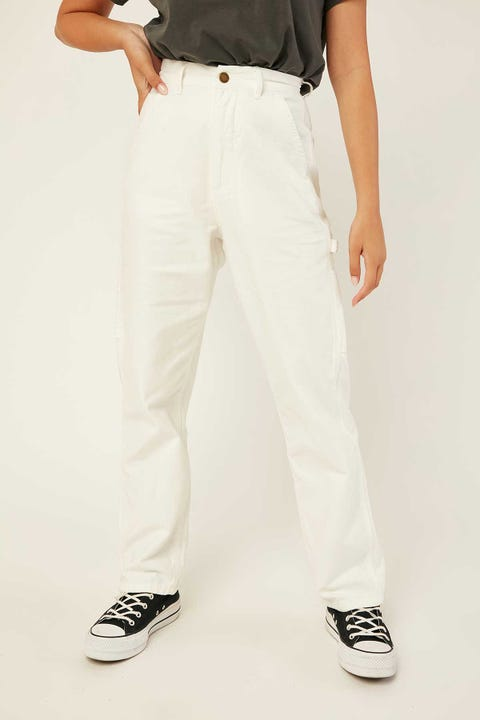 THRILLS Carpenter Pant White