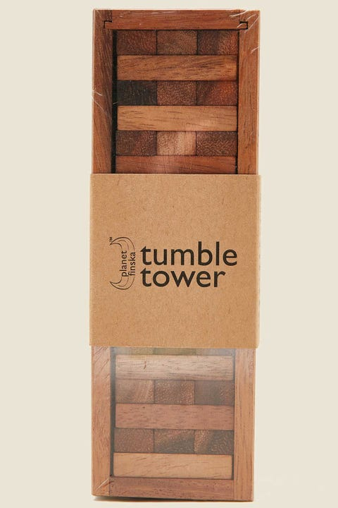 Planet Finska Tumble Tower Mini