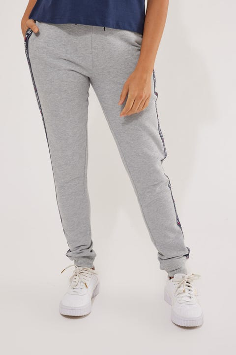Tommy Jeans Track Pant HWK Grey Heather Grey Heather