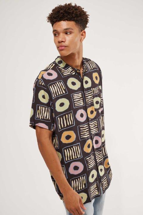Rolla's Bon Fruit Loops Shirt Black