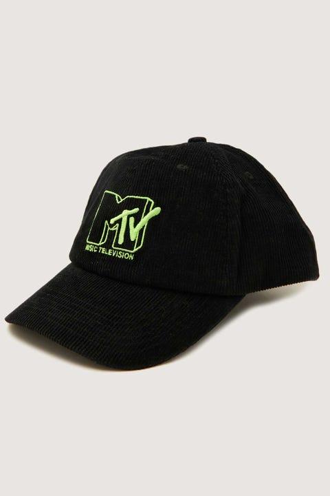 Rolla's MTV Black Cord Cap Black Cord