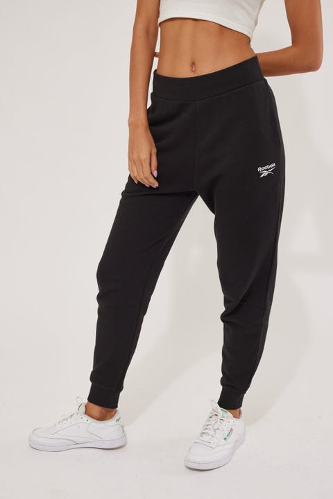 Reebok French Terry Pant Black