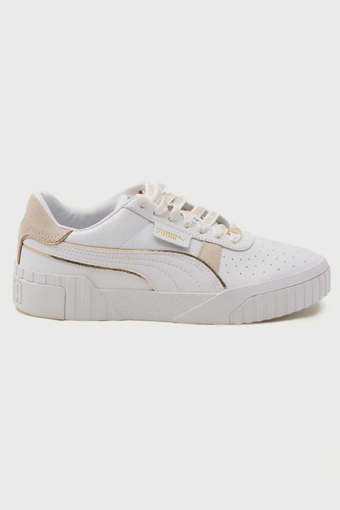 Puma Cali Reinvent White/Gold